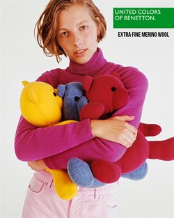 United Colors of Benetton catalogue ( Expired )