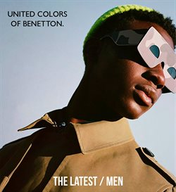 United Colors of Benetton offers in the United Colors of Benetton catalogue ( 12 days left)