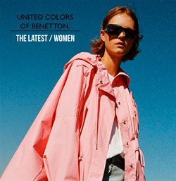 United Colors of Benetton offers in the United Colors of Benetton catalogue ( 14 days left)