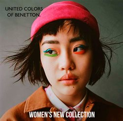 United Colors of Benetton offers in the United Colors of Benetton catalogue ( 7 days left)
