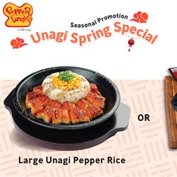 Pepper Lunch catalogue ( 28 days left )