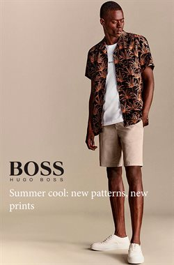 Premium Brands offers in the Hugo Boss catalogue ( 2 days ago)