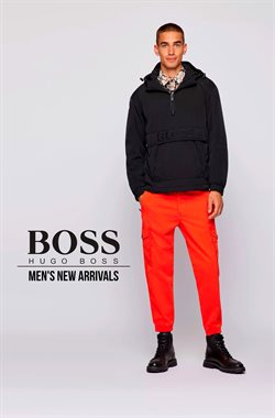 Premium Brands offers in the Hugo Boss catalogue ( Expires tomorrow)