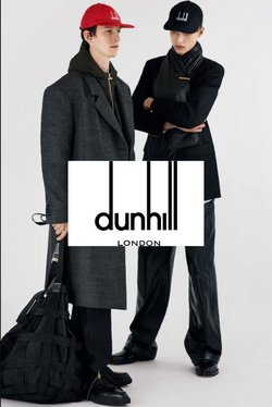 Dunhill offers in the Dunhill catalogue ( 12 days left)