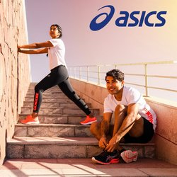 Asics catalogue ( More than a month )
