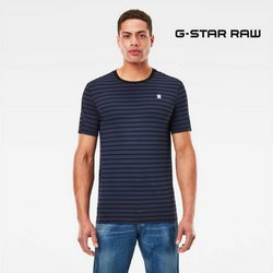 G-Star Raw catalogue ( More than a month )