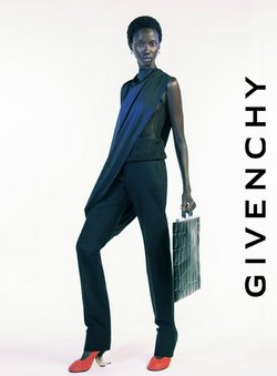 GIVENCHY catalogue ( More than a month)