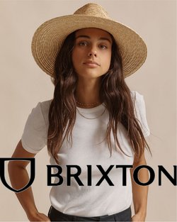 Brixton offers in the Brixton catalogue ( 14 days left)