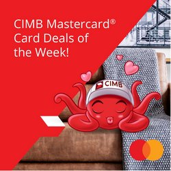 CIMB Bank catalogue ( 4 days left )