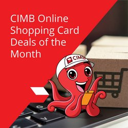 Banks offers in the CIMB Bank catalogue ( More than a month)