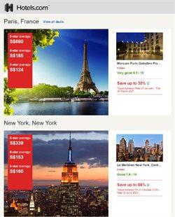 Hotels Singapore catalogue ( 24 days left )
