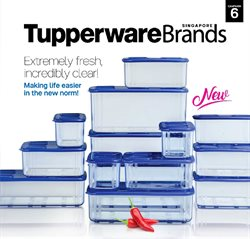 Home & Furniture offers in the Tupperware catalogue ( Published today )