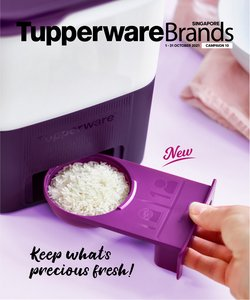 Tupperware offers in the Tupperware catalogue ( 4 days left)