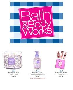 Bath & Body Works catalogue ( 25 days left )