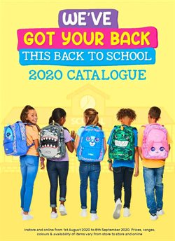Smiggle catalogue ( 4 days left )