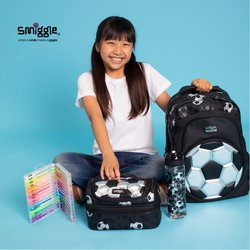 Travel & Leisure offers in the Smiggle catalogue ( 11 days left)