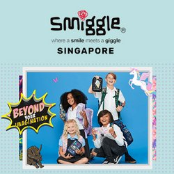 Travel & Leisure offers in the Smiggle catalogue ( 18 days left)