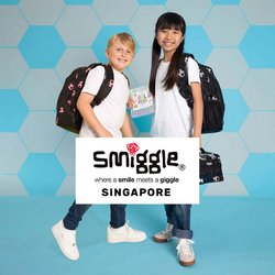 Travel & Leisure offers in the Smiggle catalogue ( Expires Today)