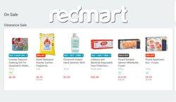 RedMart catalogue ( 11 days left )