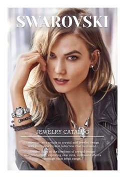 Offers from Swarovski in the Singapore leaflet