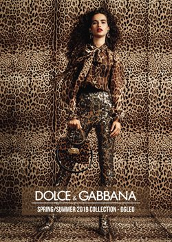 Offers from Dolce & Gabbana in the Singapore leaflet