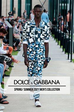 Dolce & Gabbana catalogue ( 3 days left )