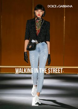 Dolce & Gabbana catalogue ( More than a month )