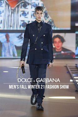 Dolce & Gabbana offers in the Dolce & Gabbana catalogue ( 18 days left)