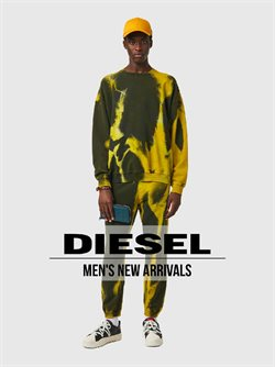 Diesel offers in the Diesel catalogue ( 6 days left)