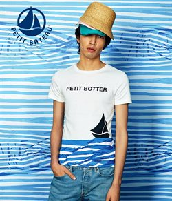 Offers from Petit Bateau in the Singapore leaflet