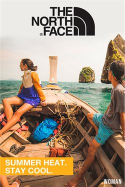 Offers from The North Face in the Singapore leaflet