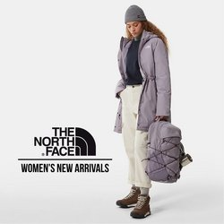 The North Face offers in the The North Face catalogue ( More than a month)