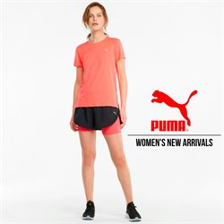 Sport offers in the Puma catalogue ( 19 days left)