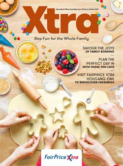 FairPrice Xtra catalogue ( Expired )