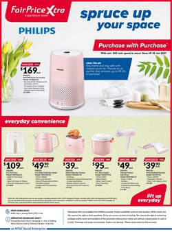 Supermarkets offers in the FairPrice Xtra catalogue ( 14 days left)