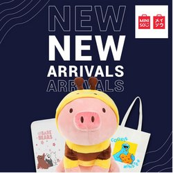 Home & Furniture offers in the Miniso catalogue ( More than a month )