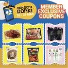 Don Don Donki catalogue ( Expired )