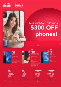 Singtel catalogue ( Expires tomorrow )