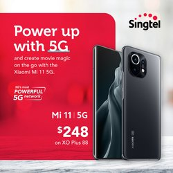 Electronics & Appliances offers in the Singtel catalogue ( 1 day ago)