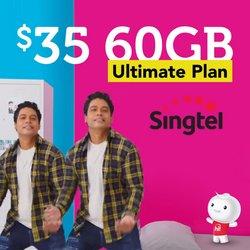 Electronics & Appliances offers in the Singtel catalogue ( 3 days left)