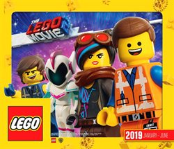 Offers from LEGO in the Singapore leaflet