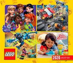 LEGO catalogue ( Expires Today )