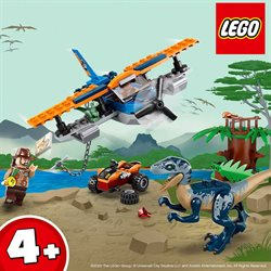 LEGO catalogue ( More than a month )