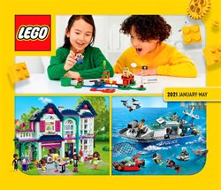 Kids, Toys & Babies offers in the LEGO catalogue in Singapore ( More than a month )