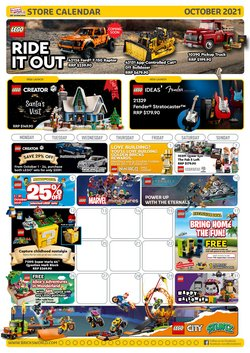 Kids, Toys & Babies offers in the LEGO catalogue ( 5 days left)