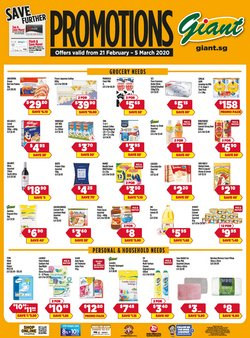 Giant catalogue in Singapore ( 6 days left )