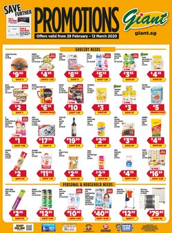 Giant catalogue in Singapore ( Published today )