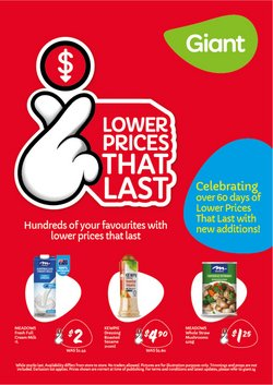 season offers in the Giant catalogue ( Published today)