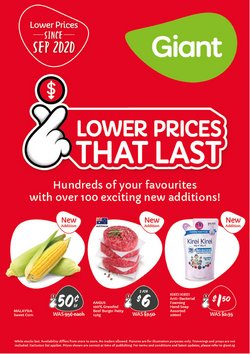 Giant offers in the Giant catalogue ( 10 days left)