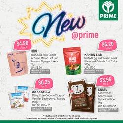 Prime Supermarket catalogue ( 1 day ago)